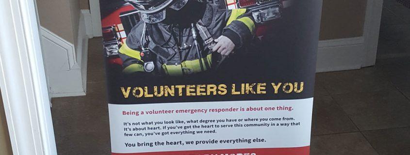 North Lenoir Fire & Rescue Recruitment Poster – Fire Rescue Sites